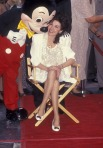 Annette Funicello Hollywood Walk of Fame Ceremony