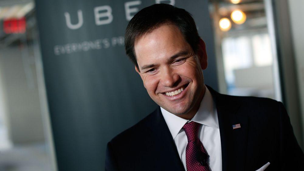 Marco Rubio Smile